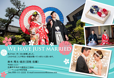 結婚報告はがきデザイン おすすめベスト10